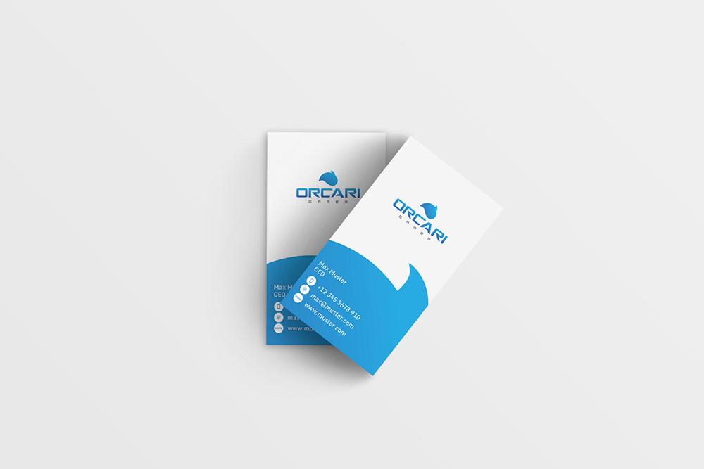 Visitenkarten-Orcari-Games-Patricia-Jauk-Graphic-Design