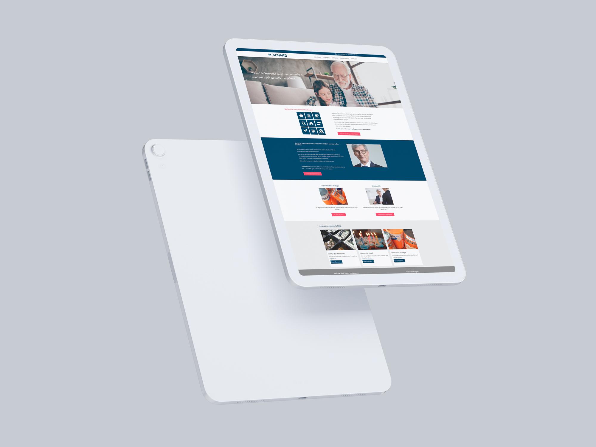 website_M.SCHMID_vorsorge_tablet